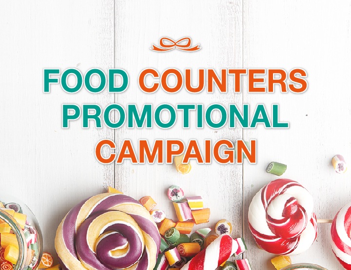 Food Promotional Campaign