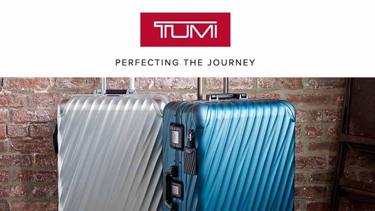TUMI 全館滿 16000 送「棕色卡夾」乙個