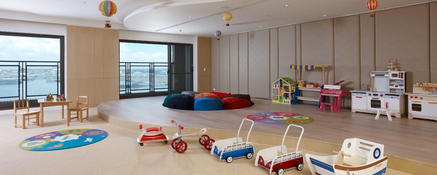 Play House 儿童娱乐室