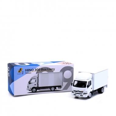 TINY微影 TW09-HINO 300 Box Lorry