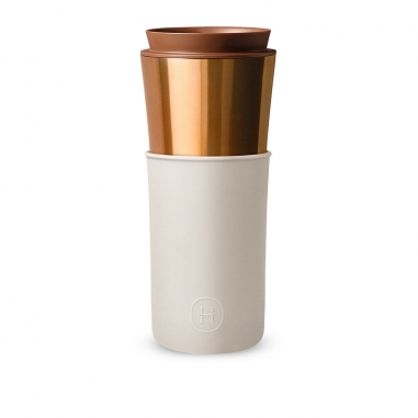 HYDY海迪 古銅金隨行咖啡杯-尤加利