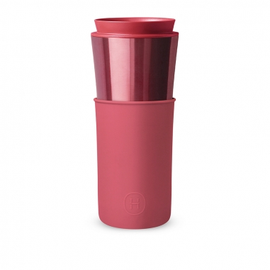 HYDY海迪 玫瑰金隨行咖啡杯-桑格莉亞