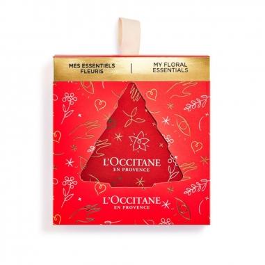 L'Occitane歐舒丹 《聖誕限定》櫻花聖誕樹小禮盒
