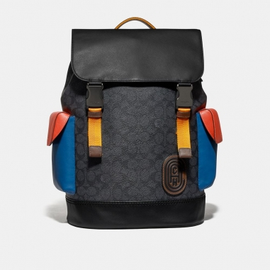 Coach蔻馳(精品) RIVINGTON BACKPACK後背包