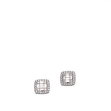 Ever Rich Jewelry昇恆昌珠寶 綻FUN 鑽石耳環