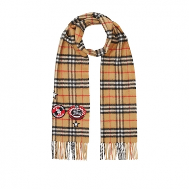Burberry博柏利(精品) VINTAGE CHECK 圍巾