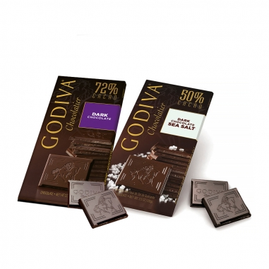 GodivaGodiva GODIVA 綜合巧克力片兩入組