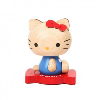 Jean Cultural知音文創 彈簧擺飾 Hello Kitty
