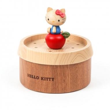 Jean Cultural知音文創  Hello Kitty 木收納盒
