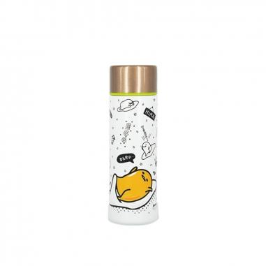 dr.Si矽寶巧 蛋黃哥(黑)口袋瓶