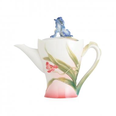 FRANZ法藍瓷 故宮雋永長春茶壺