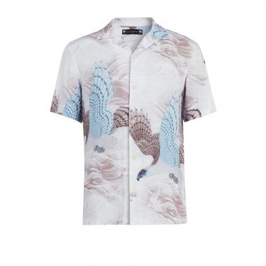 AllSaints歐聖 RAPAX 男性襯衫