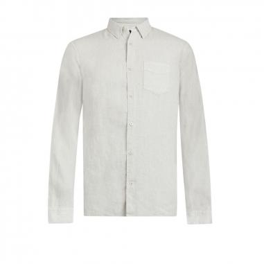 AllSaints歐聖 GILLES 男性襯衫