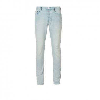 AllSaints歐聖 REX DAMAGED 男性褲子