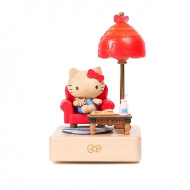 Jean Cultural知音文創 靜態家居燈-Hello Kitty沙發