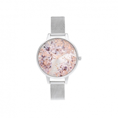 Olivia BurtonOlivia Burton Abstract Floral 手錶