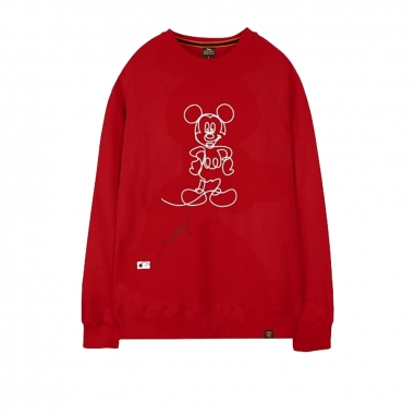 Beast Kingdom野獸國 Mickey發光米奇大學服