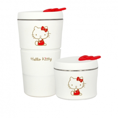 dr.Sidr.Si HELLO KITTY矽寶巧力杯