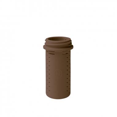HYDY海迪 水瓶專用泡茶器 咖啡色