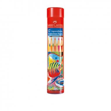 Faber-Castell輝柏 棒棒筒12色附水彩筆