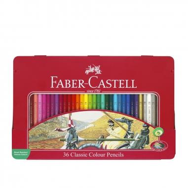 Faber-Castell輝柏 36色油性色鉛筆
