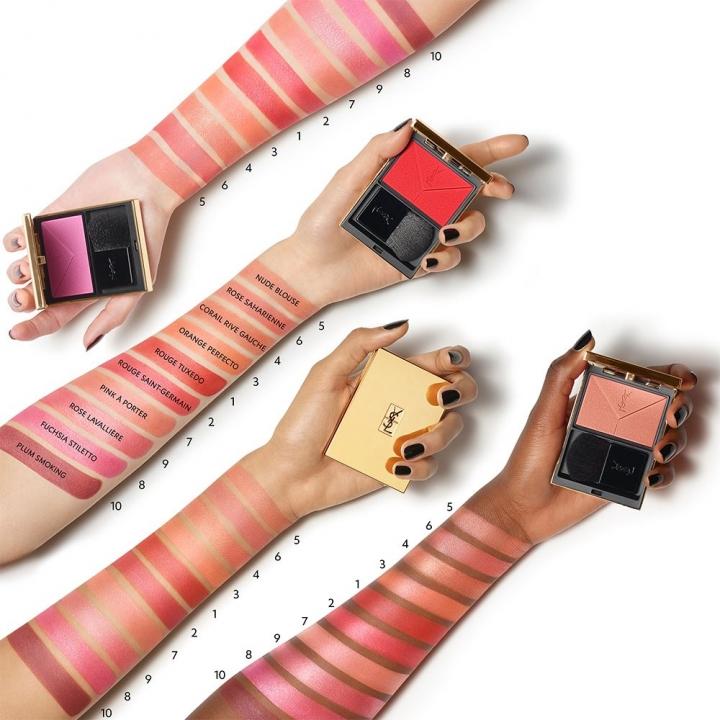 YSL COUTURE BLUSH聖羅蘭 時尚宣言訂製腮紅