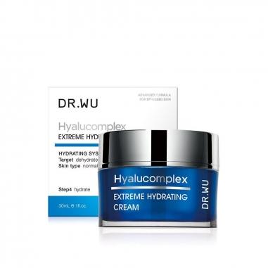 Dr.Wu達爾膚 玻尿酸保濕精華霜