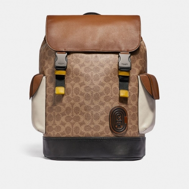Coach蔻馳(精品) RIVINGTON BACKPACK 皮包