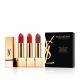 YVES SAINT LAURENT cosmetics - 奢華緞面唇膏三支裝特惠組27012-104883_縮圖