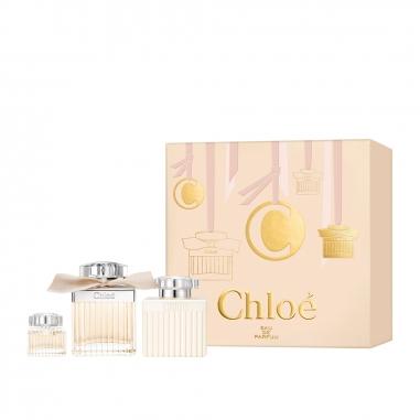 Chloe蔻依(香水) 《聖誕限定》蔻依經典同名女性淡香精聖誕特惠組