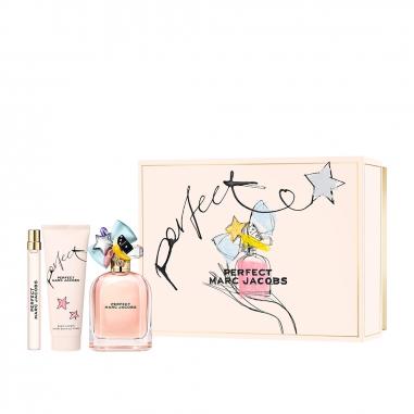 Marc Jacobs莫傑(香水) 《限定版》莫傑Perfect 淡香精禮盒特惠組