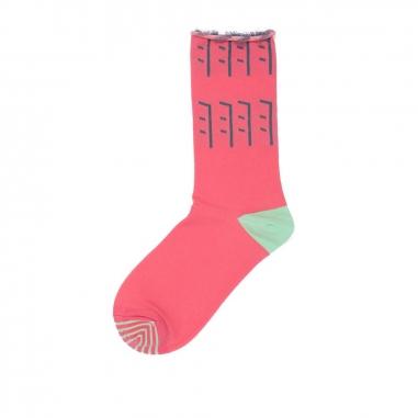 加拾加拾 羽1:1襪-翻
