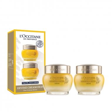 L'Occitane歐舒丹 蠟菊賦活極萃霜兩件裝特惠組