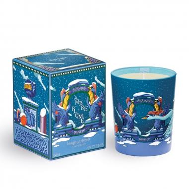 diptyquediptyque 《聖誕限定》香氛蠟燭-幻羽琥珀