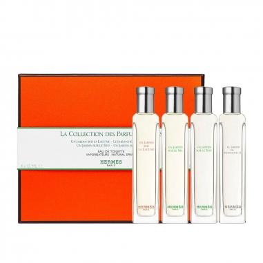 HERMÈS愛馬仕 花園香水系列之便攜型禮盒特惠組