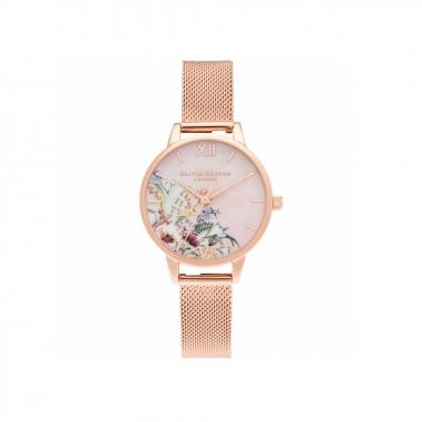 Olivia BurtonOlivia Burton Enchanted花園RG米錶