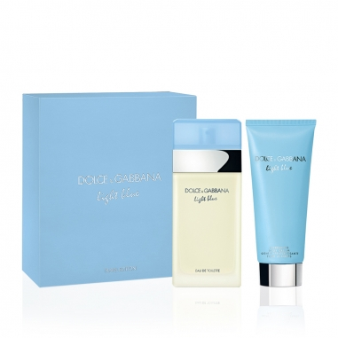 Dolce & Gabbana杜嘉班納 淺藍淡香水旅行特惠組