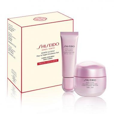 Shiseido資生堂 激透光乳霜組合