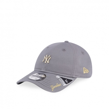 NEW ERANEW ERA NY金屬徽章球帽