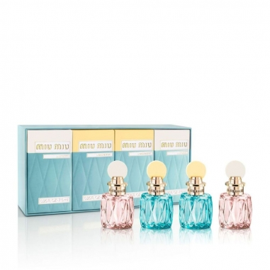 Miu Miu繆繆(香水) 繆繆春日花園淡香精和粉色嬉遊淡香水獨家旅行小香特惠組