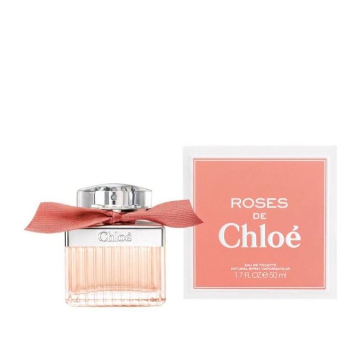 Chloé Roses de Chloé Eau de Toilette蔻依玫瑰女性淡香水