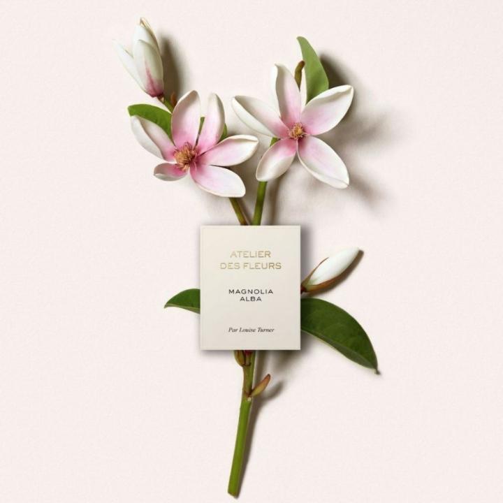 Chloé Atelier des Fleurs Magnolia Alba Eau de Parfum蔻依仙境花園系列淡香精-木蘭詩語