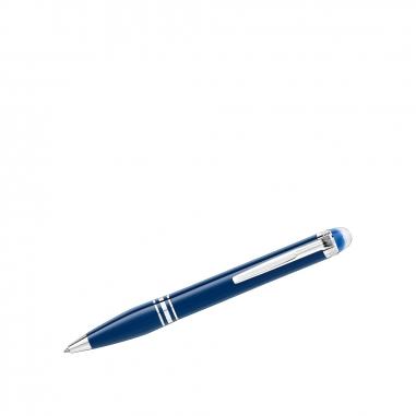 Montblanc萬寶龍(精品) 星際行者藍色星球系列珍貴樹脂原子筆