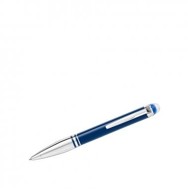 Montblanc萬寶龍(精品) 星際行者藍色星球系列 Doué 原子筆