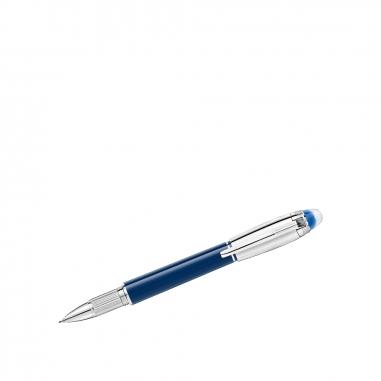 Montblanc萬寶龍(精品) 星際行者藍色星球系列 Doué 細字筆