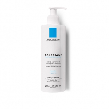 La Roche-Posay理膚寶水 多容安清潔卸妝乳液