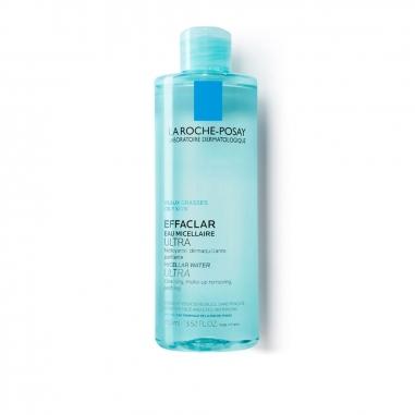 La Roche-Posay理膚寶水 清爽控油卸妝潔膚水