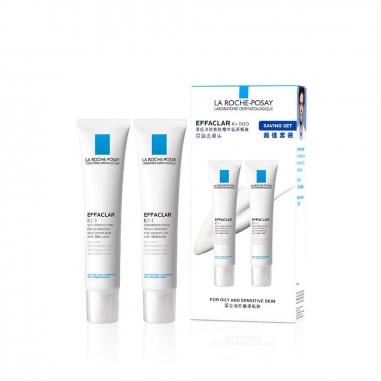 La Roche-Posay理膚寶水 淨透煥膚極效精華兩支裝特惠組