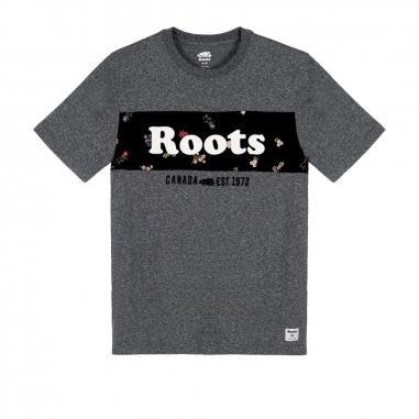 RootsRoots MAR-FLORA男性T恤