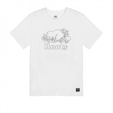 RootsRoots FEB-JOURNEY男性T恤